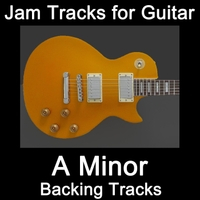 A Minor backing track album