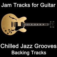 Chilled Jazz Grooves backing track album