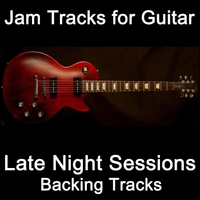 Late Night Sessions backing track album