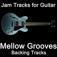 Mellow Grooves backing track album