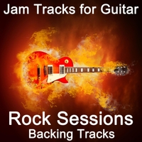 Rock Sessions backing track album