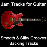 Smooth and Silky Grooves backing track album