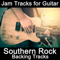 Southern Rock backing track album