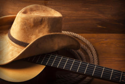 country-hat-and-guitar